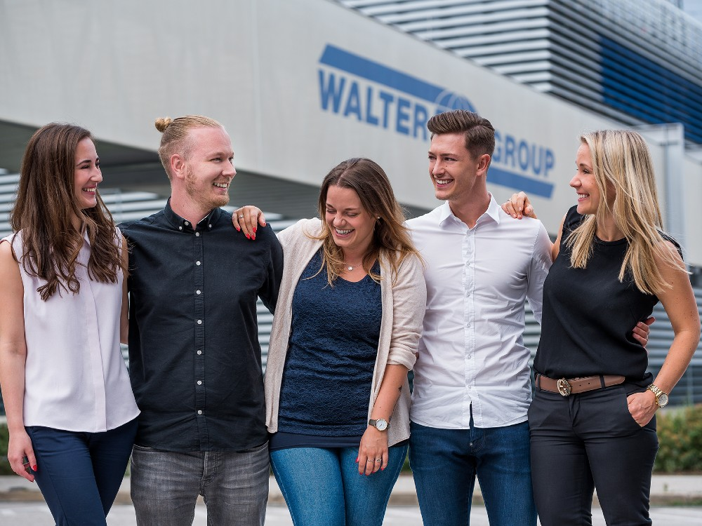 Kariera w WALTER GROUP