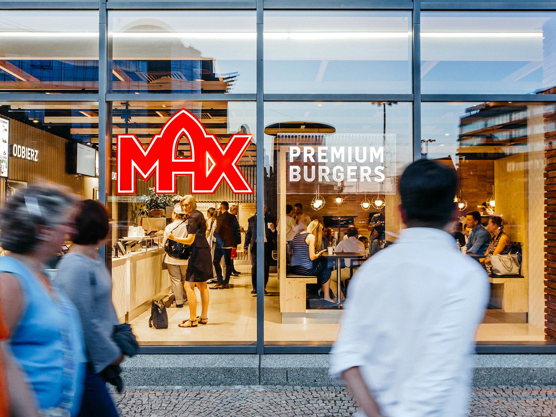 Max Premium Burgers Zdjecie