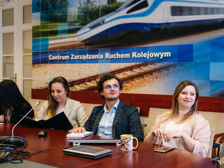 Profil Pracodawcy PKP Polskie Linie Kolejowe S.A.