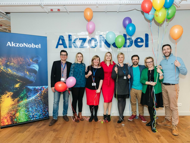 Kariera w AkzoNobel GBS Warsaw